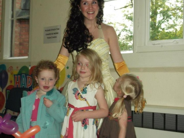 Princess Belle Party